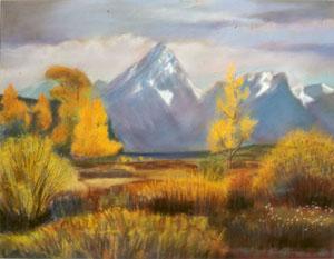 Grand Teton Gold
