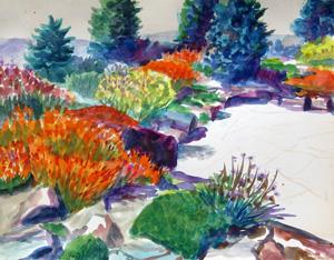 Spring Creek Garden