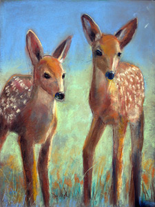 Two Fawns 2018