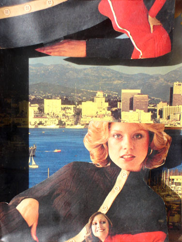 Capturing San Diego (Collage, collages) - Fine Art by Donald G. Vogl, Fort Collins, Colorado
