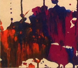 Pastoral (Alkhyde, abstracts) - Fine Art by Donald G. Vogl, Fort Collins, Colorado