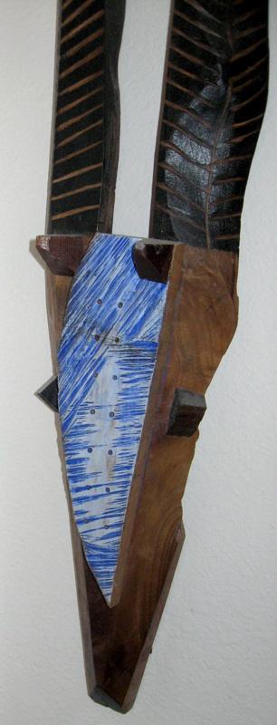 Trophy (Wood (Walnut), still lifes) - Fine Art by Donald G. Vogl, Fort Collins, Colorado